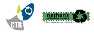 Image of Nathan's Wastesavers and Cookstown Textile Recyclers Company Logo