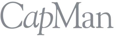 Image of CapMan Company Logo