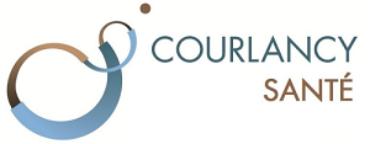 Image of Courlancy Santé Company Logo