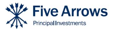 Image of Five Arrows Company Logo