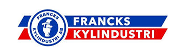 Image of Francks Kylindustri Company Logo