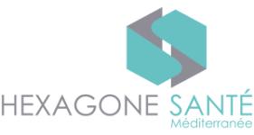 Image of Hexagone Santé Méditerranée Company Logo