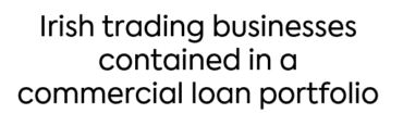 Image of Irish trading businesses contained in a commercial loan portfolio Company Logo