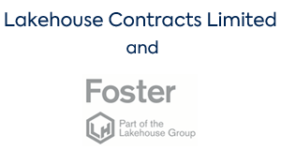 Image of Lakehouse Contracts Limited and Foster Property Maintenance Limited Company Logo