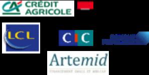 Image of Société Générale Capital Partenaires and Credit Trust (GSO Capital, IDIA Capital Investissement and NMP Développement) Company Logo