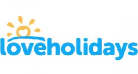 Image of loveholidays Company Logo