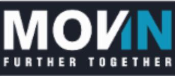 Image of Movin Company Logo