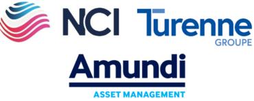 Image of NCI, Amundi, Turenne Company Logo