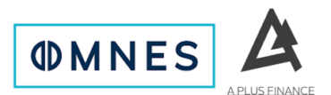 Image of Omnes Capital and A Plus Finance Company Logo