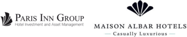Image of Paris Inn Groupa and Maison Albar Company Logo