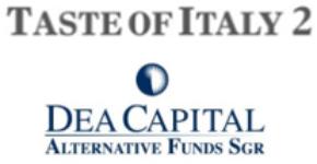 Image of Taste of Italy 2, Dea Capital Company Logo