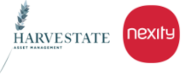 Image of Harvestate AM Nexity Company Logo