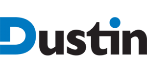 Image of Dustin Company Logo