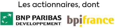 Image of BNP Paribas, bpi france Company Logo