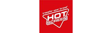 Image of Hot Screen Company Logo
