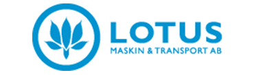Image of Lotus Maskin & Transport Company Logo