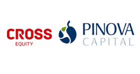 Image of Consortium of Cross Equity and PINOVA Capital Company Logo